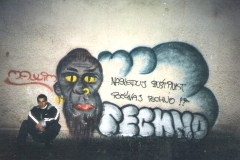 1994 Old School Graffiti